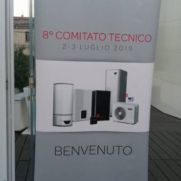 Teknoclima al 8° Comitato tecnico Ariston