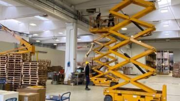 Teknoclima assiste e sanifica impianti industriali